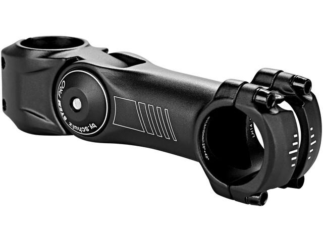 by.schulz Pro SDS Vorbau Ø31,8mm verstellbar schwarz